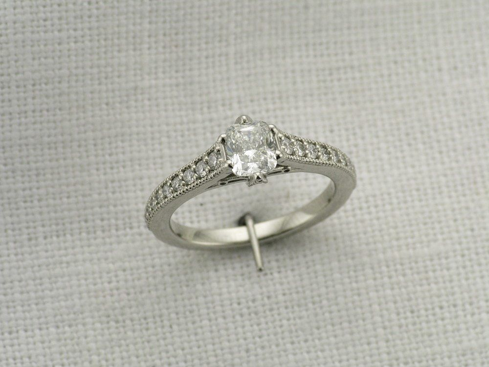 See more about this custom Edwardian inspired ring here.