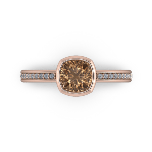 Cognac-diamond-rub-over