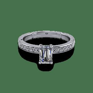 Segmented emerald