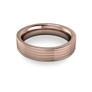 Treadline ring