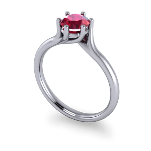 Ruby six claw twist