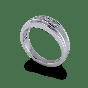 Five stone sapphire ring