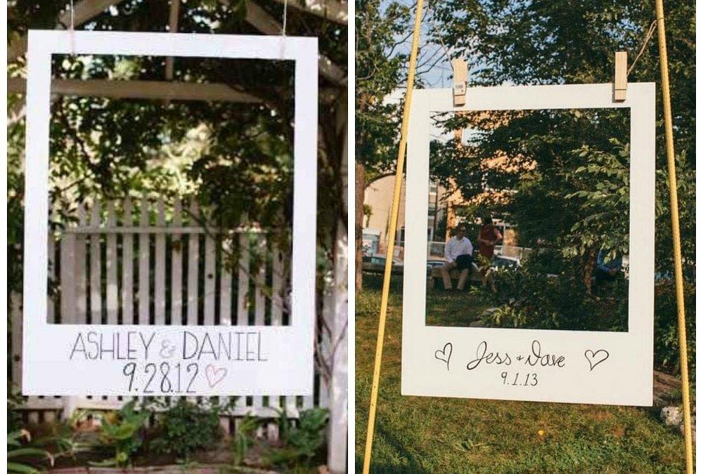 Ten Wedding DIYs To Try