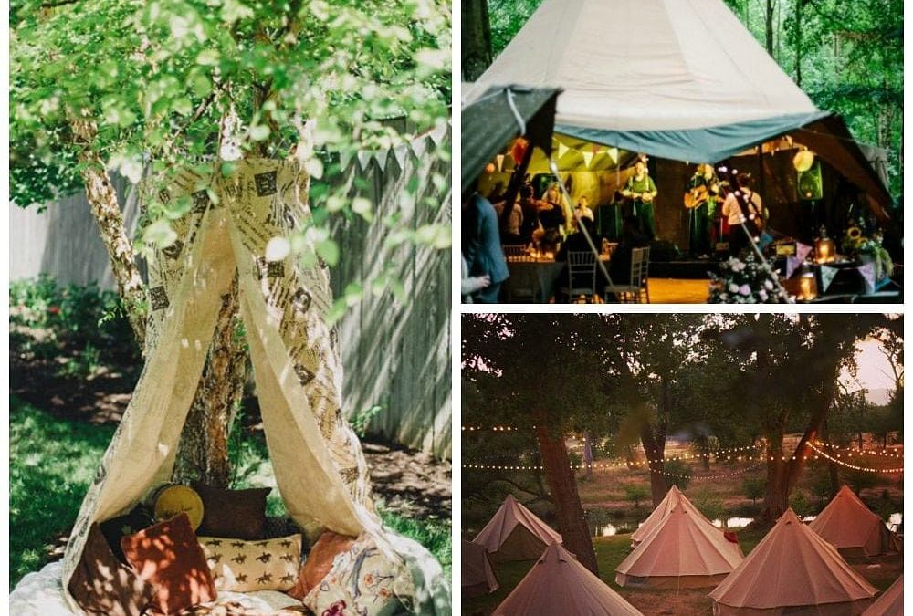 LoveFest – Inspiration For A Festival Themed Wedding