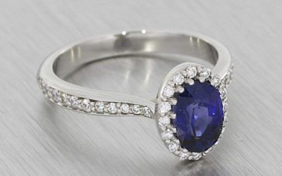 Why Sapphires are Trending for Custom Engagement Rings